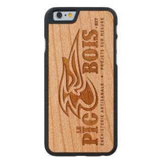 PicBois - iPhone 6 Box Carved® Cherry iPhone 6 Slim Case