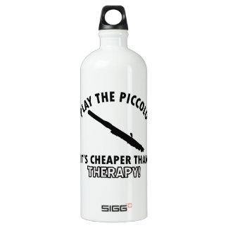 piccolo therapy design water bottle