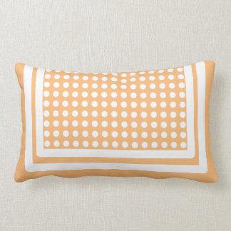 Pick The Color Polka Stripe Lumbar Pillow 2