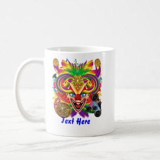 Pick your Style Mardi Gras Theme Coffee Mug