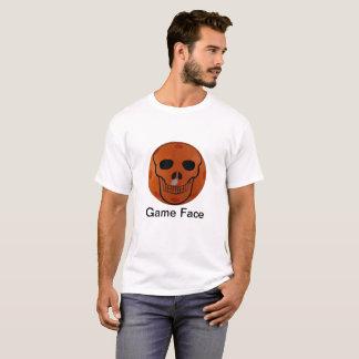 Pickleball Game Face Logo T-Shirt