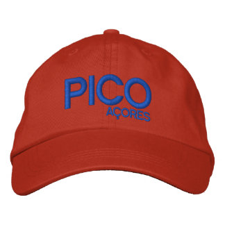 Pico* Açores Adjustable Hat Baseball Cap