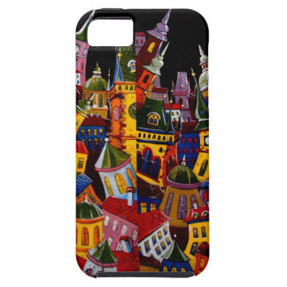 Picture of a paintings at Prague Souvenir Store iPhone 5 Case