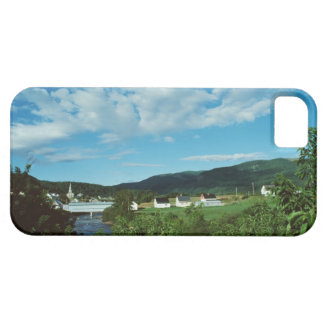 Picturesque village of St. Jean in Quebec, iPhone 5 Cases