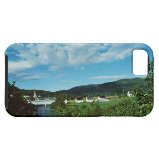 Picturesque village of St. Jean in Quebec, Tough iPhone 5 Case