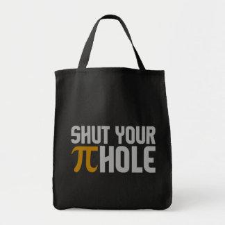 """""""PIE HOLE"""" bag - choose style & color"""
