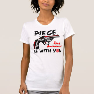Piece Be With You! T-Shirt
