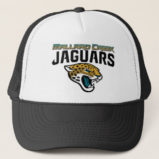 Piedmont Football Mallard Creek Jaguars Trucker Hat