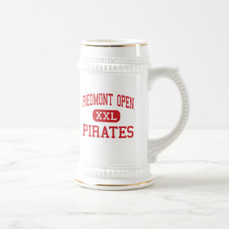 Piedmont Open - Pirates - Middle - Charlotte Beer Stein
