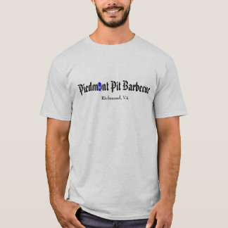 Piedmont Pit Barbecue T-Shirt