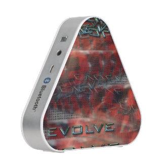 Pieladium Speaker EVOLVE TEXT GRAPHIC
