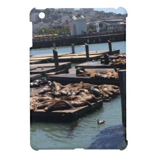 Pier 39 San Francisco California iPad Mini Cases