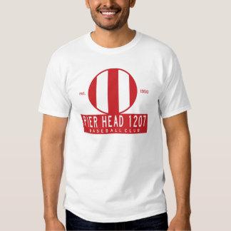 Pier Head 1207 white tee