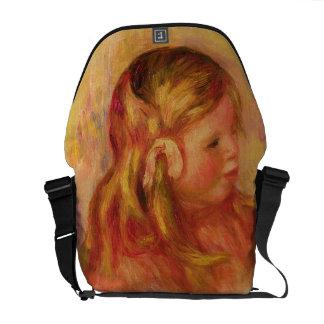 Pierre A Renoir | Claude Renoir Courier Bag