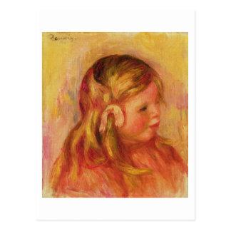 Pierre A Renoir | Claude Renoir Postcard