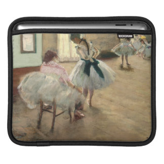 Pierre A Renoir | The Dance Lesson iPad Sleeve