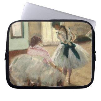 Pierre A Renoir | The Dance Lesson Laptop Sleeve