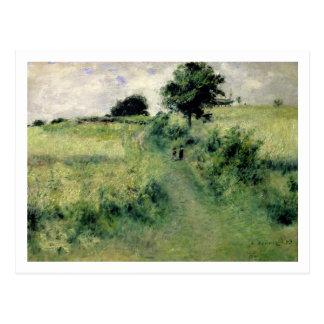 Pierre A Renoir | The Watering-place Postcard