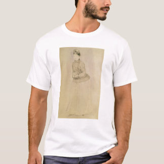 Pierre A Renoir | Woman with a Muff T-Shirt