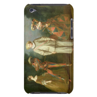 Pierrot and Harlequin iPod Touch Case