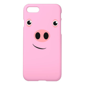 Pig Faced iPhone 7 Case