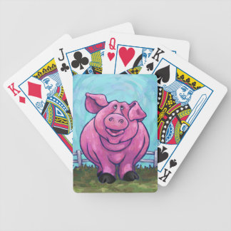 Pig Gifts & Accessories Bicycle Playing Cards
