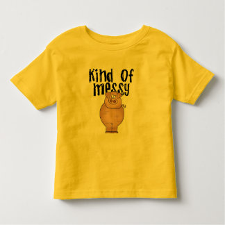 Pig Kind of Messy TShirts and Gifts
