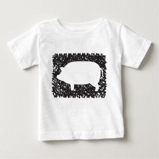pig  mess around tshirt