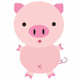Pig Photo Sculpture Magnet