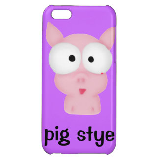 Pig Stye Case For iPhone 5C