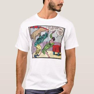 Pig Wacker Comic Book Kitsch T-Shirt