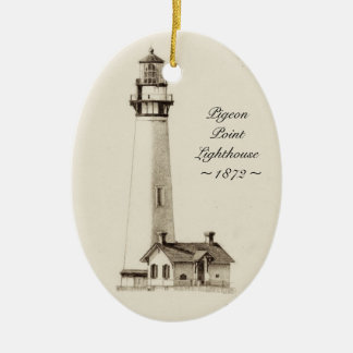 Pigeon Point Lighthouse Ornament