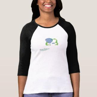 (Pigeon Posture I) Women's Bella 3/4 Sleeve shirt