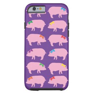 Piggies Tough iPhone 6 Case