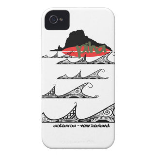 Piha - west coast Auckland iPhone 4 Cover