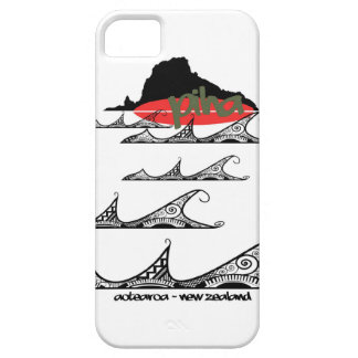 Piha - west coast Auckland iPhone 5/5S Cover