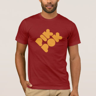 PikPok Logo Men's Tee - Red