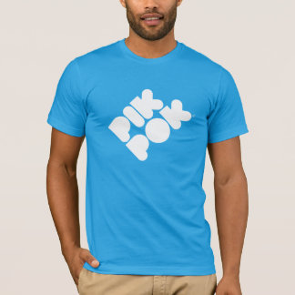 PikPok Logo Men's Tee - Teal
