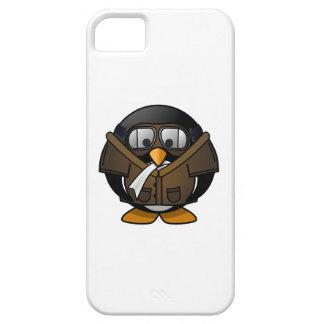 Pilot Penguin iPhone 5 Cover
