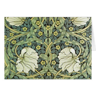 Pimpernel by William Morris Card