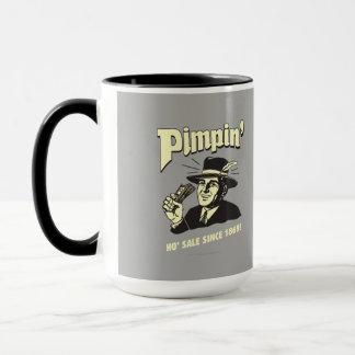 Pimpin': Ho Sale Mug