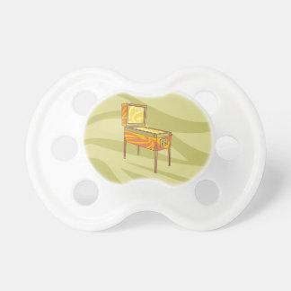 Pinball machine pacifiers