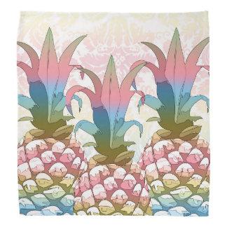 Pineapple Pastel Gradient ID246 Bandana