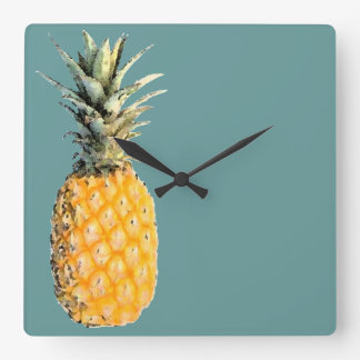pineapple wallclocks