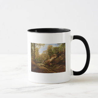 Pines & Birch Trees or The Forest of Mug