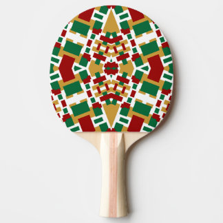 Ping Pong Paddle Template