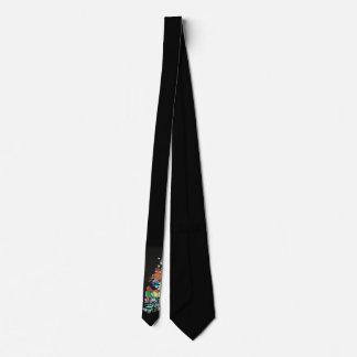 Pinhead Hellraiser Synesthesia Painting Tie