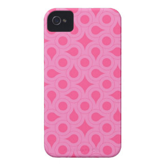 Pink Abstract iphone Case