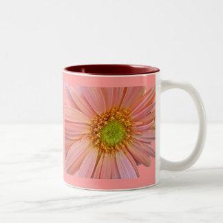 Pink African Daisy Mug