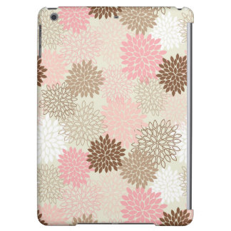 Pink And Brown Mum Pattern
